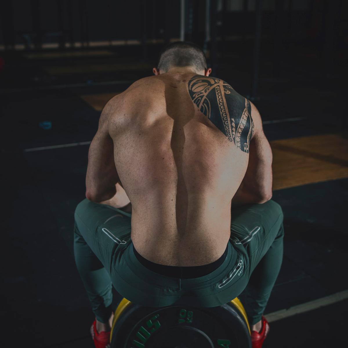 Alvaro Jimenez Trainer GMA